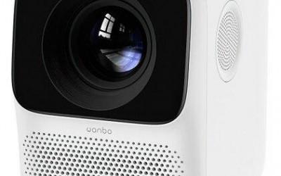 ПРОЕКТОР ДЛЯ ПРОСМОТРА ВИДЕО XIAOMI PROJECTOR T2 MAX 1080P