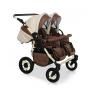 Детская коляска для двойни Verdi Twin 2 в 1