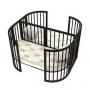 Кроватка для двойни ComfortBaby PlayPen 3 в 1