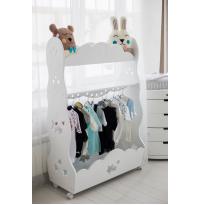 Гардеробная для детской комнаты ComfortBaby