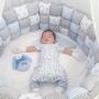 Постельный комплект ComfortBaby HappyFamily Меланж