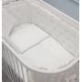 Постельный комплект ComfortBaby Жемчужный из 100% сатина