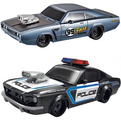 Набор из двух радиоуправляемых машин Police Chase 1:20 - YD898-MJ1995A