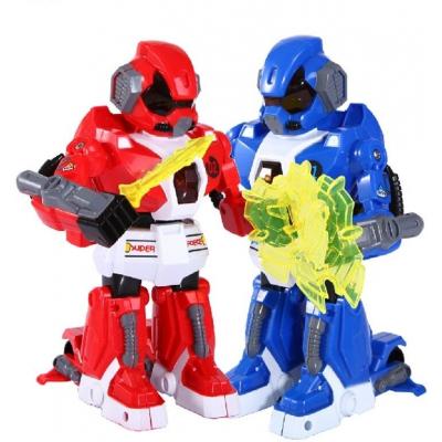Набор из двух роботов-бойцов на пульте Crazon Robot Battle - 333-VS03