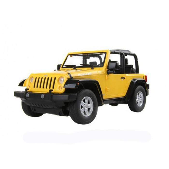 Радиоуправляемый джип MZ JEEP Robicon Yellow 1:9 - MZ-2060-Y