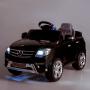 Детский электромобиль Mercedes ML350 Black 2WD 2.4G - QX-7996
