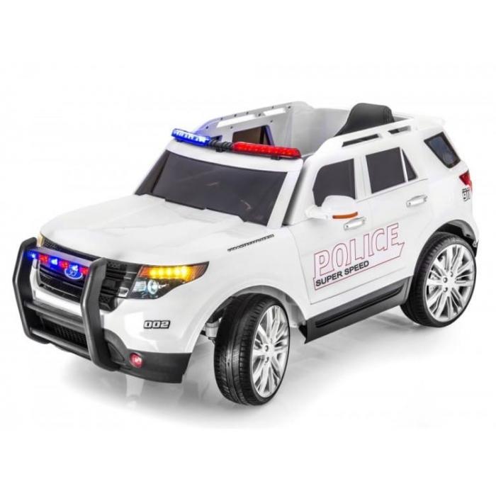 Радиоуправляемый электромобиль Ford Explorer Police White 12V 2.4G- CH9935-W