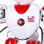 Радиоуправляемый робот Зет Альфа, ракеты-присоски, свет, звук - ZYA-A2739-2
