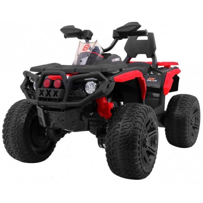 Детский квадроцикл Maverick ATV 12V 4WD - BBH-3588-4-RED