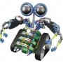 Конструктор на батарейках LOZ Робот-Турбо, 362 детали - LOZ-3027