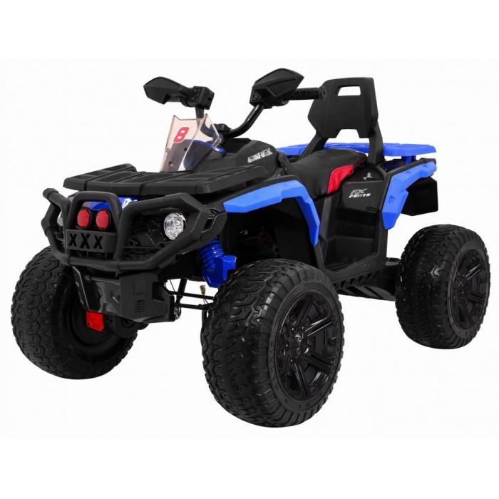 Детский квадроцикл Maverick ATV 12V 4WD - BBH-3588-4-BLUE