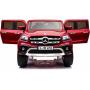 Электромобиль Mercedes-Benz X-Class 4WD MP4 - XMX606-RED-PAINT-MP4