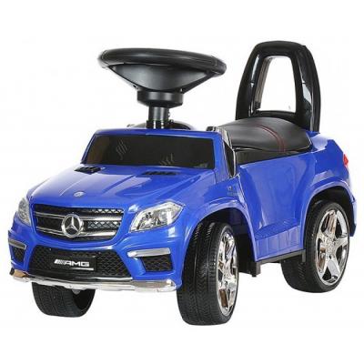 Детская каталка Mercedes GL63 AMG Blue - SXZ1578-E