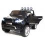Детский электромобиль Range Rover Sport Black 4WD 12V 2.4G - XMX601-BLACK