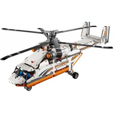 Конструктор Lepin Technics 20002 грузовой вертолет (аналог LEGO Technic 42052)