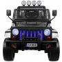 Детский электромобиль Black Jeep 4WD 12V - S2388