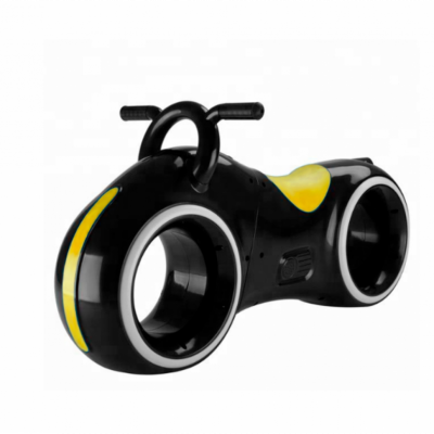 Беговел Star One Scooter - DB002-BLACK-YELLOW