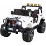 Радиоуправляемый белый джип Wrangler 4WD 2.4G - WXE1688-4-W