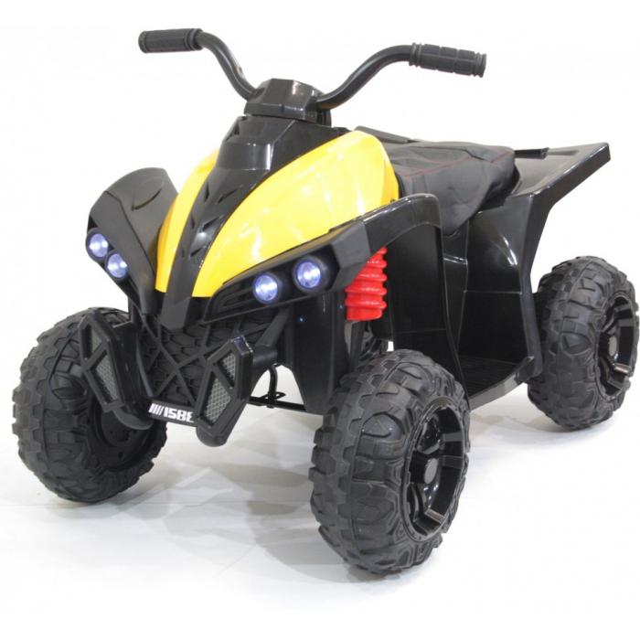 Детский квадроцикл EVA 2WD 12V - HM1588-YELLOW