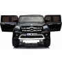 Электромобиль Mercedes-Benz X-Class 4WD - XMX606-BLACK-PAINT
