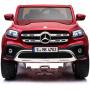 Электромобиль Mercedes-Benz X-Class 4WD - XMX606-RED-PAINT