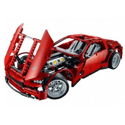Конструктор Lepin 20028 Суперавтомобиль (Super car) - Technic 8070