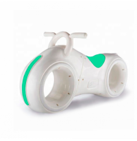 Беговел Star One Scooter - DB002-WHITE-GREEN
