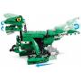 Конструктор CaDA динозавр/крокодил (450 деталей) - C51035W