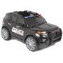 Радиоуправляемый электромобиль Ford Explorer Police Black 12V 2.4G- CH9935