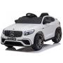 Электромобиль Mercedes-Benz GLC 63 AMG White 12V - QLS-5688