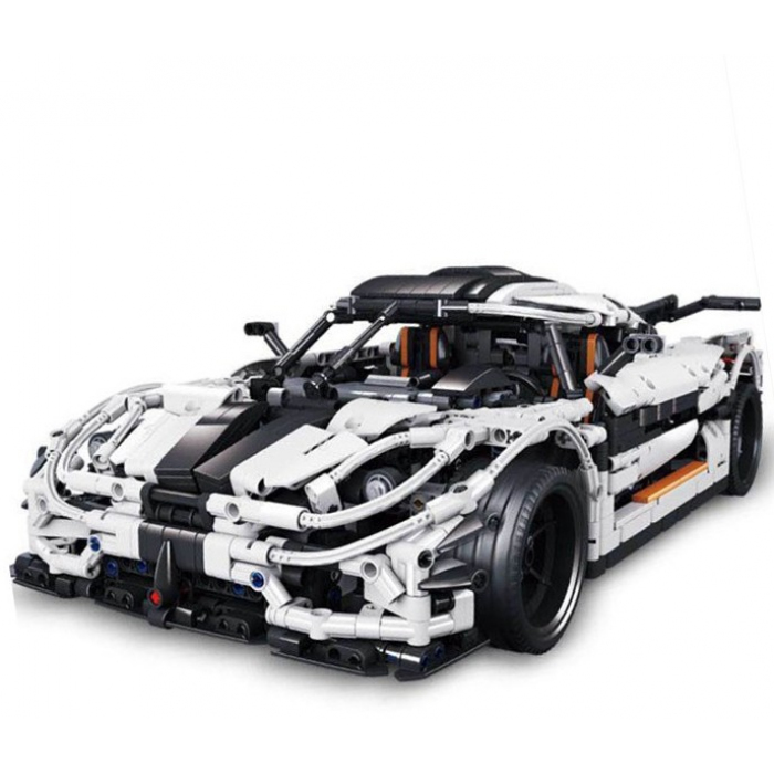 Конструктор Lepin Technics 23002 Супер-кар Кенигсегг - Technic 4789