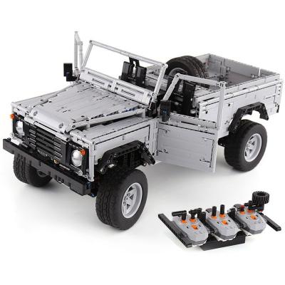 Конструктор XingBao Technics 23003 Land-Rover Defender - Technic 0580
