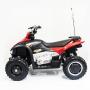 Детский спортивный электроквадроцикл Dongma ATV Red Brushless 12V - DMD-278A