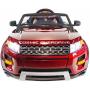 Детский электромобиль Range Rover Luxury Red MP4 12V - SX118-S