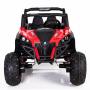 Двухместный полноприводный электромобиль Red UTV-MX Buggy 12V MP4 - XMX603-RED-MP4