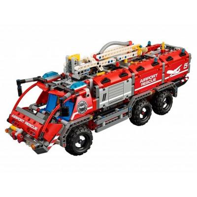 Конструктор Lepin 20055 Автомобиль спасательной службы – Technic 42068