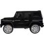 Радиоуправляемый детский электромобиль Mercedes Benz G65 Black 12V 2.4G - G65