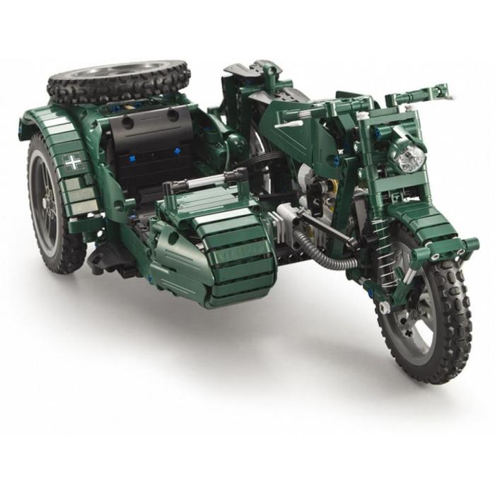 Конструктор Double E Cada Technics Мотоцикл 629 деталей - C51021W