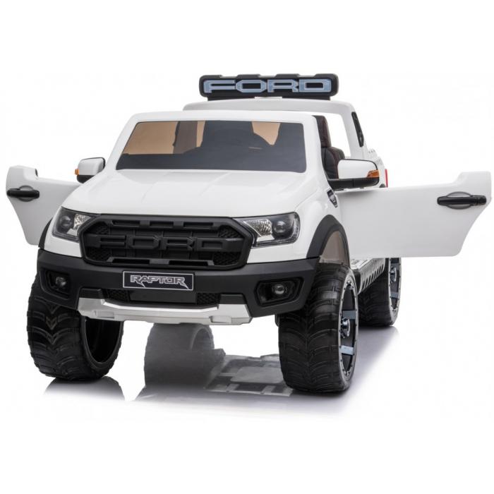 Детский электромобиль Ford Ranger Raptor - DK-F150R-WHITE