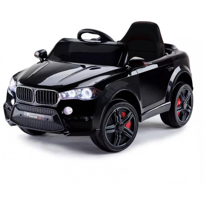 Детский электромобиль BMW X5 Style 12V - HL-1538-BLACK