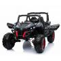Двухместный полноприводный электромобиль Black Carbon UTV-MX Buggy 12V - XMX603-BLACK-PAINT