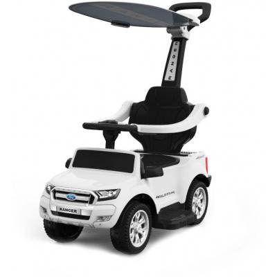 Детский электромобиль - каталка Dake Ford Ranger White - DK-P01P-W