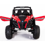 Двухместный полноприводный электромобиль Red UTV-MX Buggy 12V 2.4G - XMX603