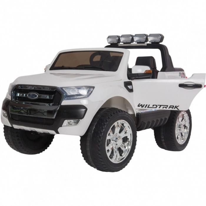 Детский электромобиль Dake Ford Ranger F650 White 4WD 2.4G - DK-F650-WHITE