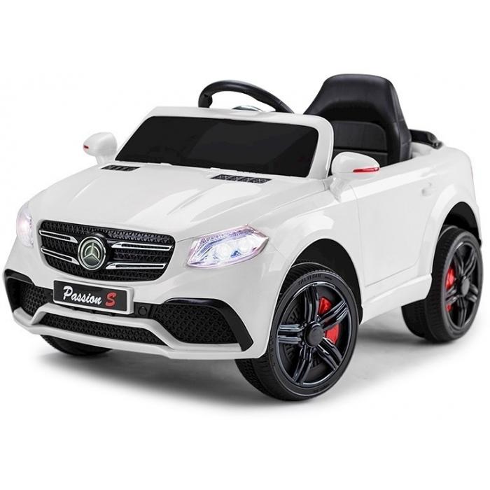 Детский электромобиль Mercedes Style 12V - HL-1558-WHITE