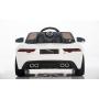 Детский электромобиль DMD-218 Jaguar RS-3 White 12V - DMD-218-WHITE