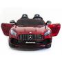 Электромобиль Harley Bella Mercedes-Benz GT R 4x4 MP3 - HL289-RED-PAINT-4WD