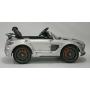 Электромобиль Mercedes-Benz SLS AMG Silver - SX128-S