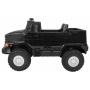 Детский электромобиль грузовик Mercedes-Benz Zetros Black 2WD - BDM0916