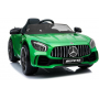 Детский электромобиль Mercedes-Benz GTR AMG 12V - BBH-0005-GREEN